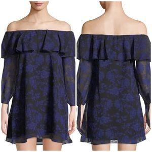 Sam Edelman Off the Shoulder Tunic/Top Mini Dress
